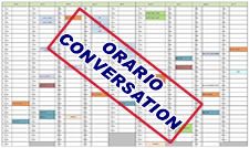 Orario Conversazioni